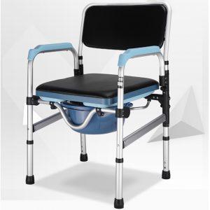 เก้าอี้ผู้ป่วยนั่งถ่าย-อาบน้ำ