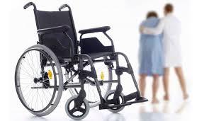 รถเข็นผู้ป่วย Wheel Chair